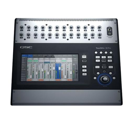 QSC TouchMix-30 Digital Mixer