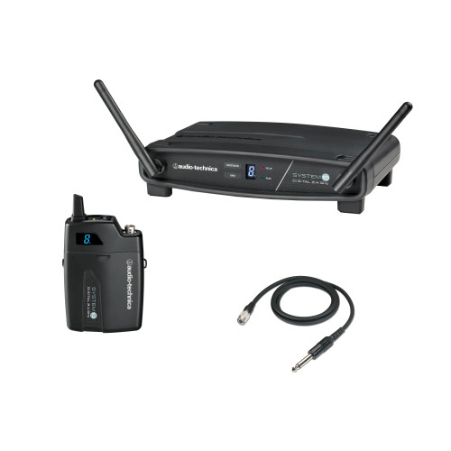 Audio-Technica ATW-1101/G Digital Wireless Instrument System