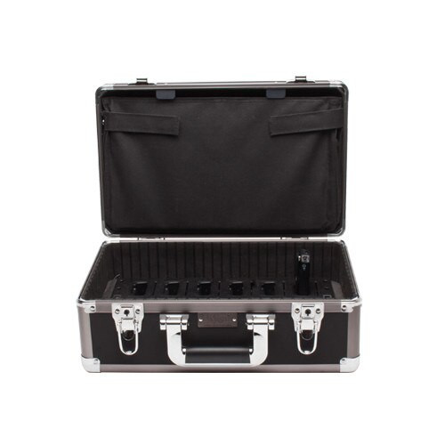 Listen Technologies LA-380 12-Unit Charging Carrying Case
