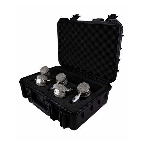 Blue Microphones Bottle Cap Kit 5 Mic Capsules and Case