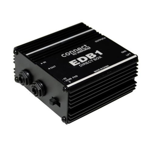 Whirlwind EDB1 CONNECT Series Direct Box