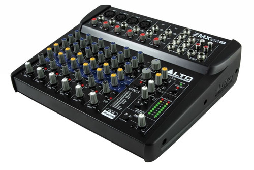 [DISCONTINUED] Alto ZMX122FX 8-Channel Compact Mixer with Effects