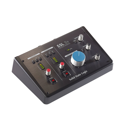 Solid State Logic SSL 2+ USB Audio Interface