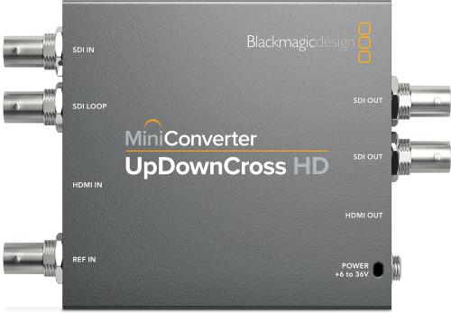 Blackmagic Design Mini Converter UpDownCross HD front