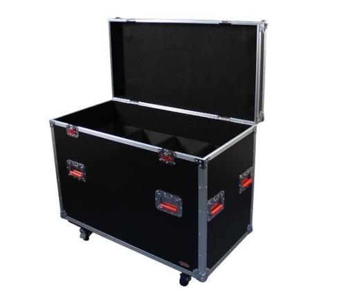 Gator G-TOUR LEKO-S4 Leko Style Fixture ATA Wood Case