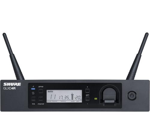 Shure GLXD4R (Z2) Wireless Receiver
