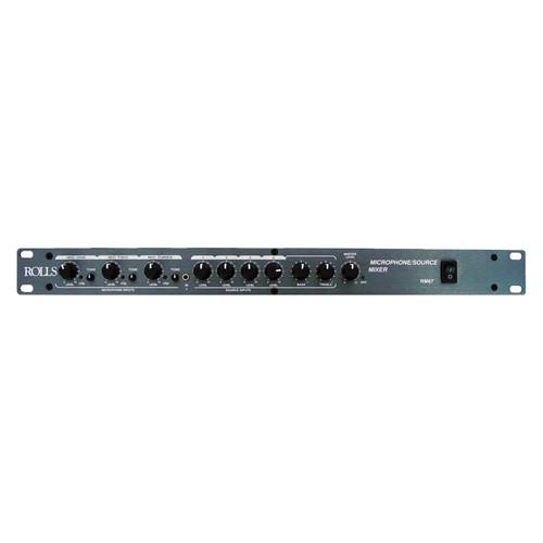 Rolls RM67 Single Rack Mic Source Mixer