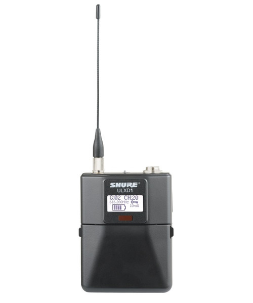 Shure ULXD1 Digital Bodypack Transmitter