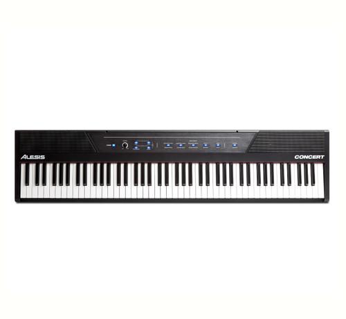 Alesis Concert Piano 88-Key Semi-Weighted Digital Piano