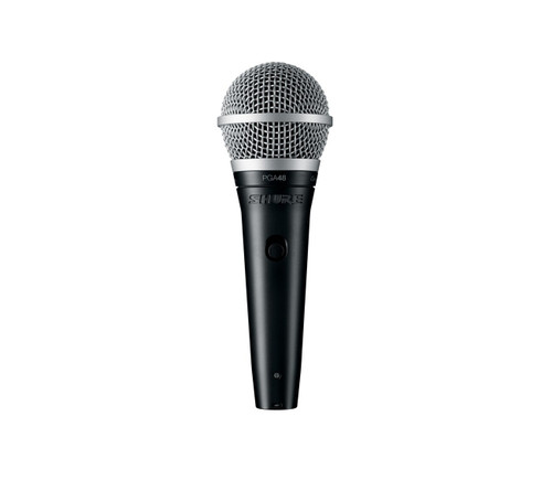 Shure PGA48 Vocal Cardioid Dynamic Microphone