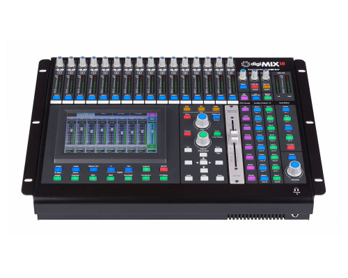 Ashly digiMIX18 18-Input Mixer