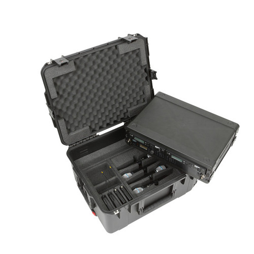SKB 3i-221710WMC 2U Wireless Mic Fly Rack