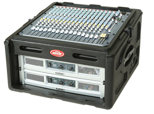 SKB 1SKB-R104 Audio and DJ Rack Case