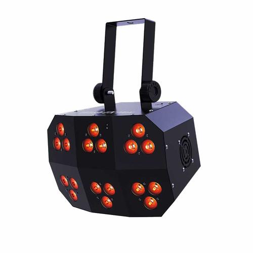 Chauvet DJ Wash FX Hex RGBAW+UV LED Multi-Purpose Effect Fixture