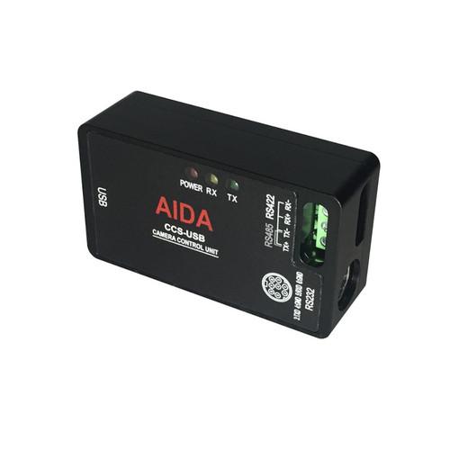 AIDA CCS-USB VISCA Camera Control Unit & Software