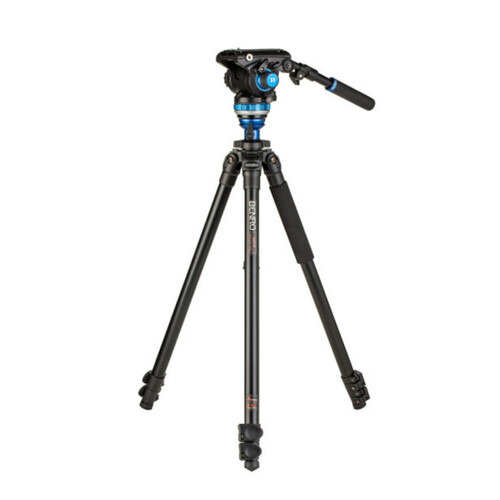 Benro A2573FS6PRO Video Tripod with S6 PRO
