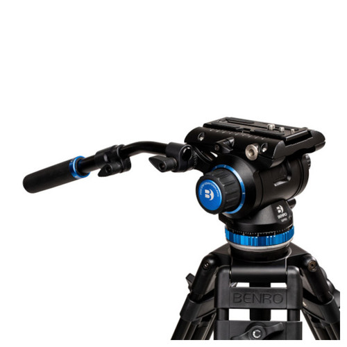 Benro A673TMBS8PRO Video Tripod with S8 PRO