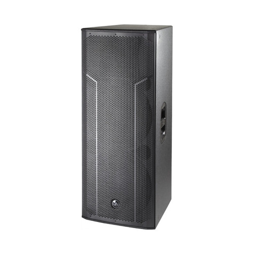 "DAS Audio ACTION-525A 2-Way Powered Point Source 2x15"" Speaker"