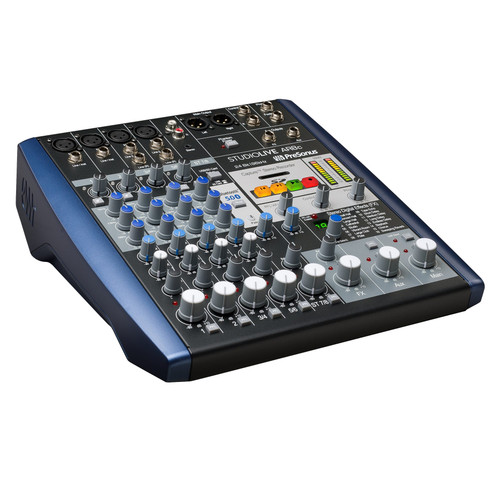 PreSonus StudioLive AR8c 8-Channel Analog Mixer