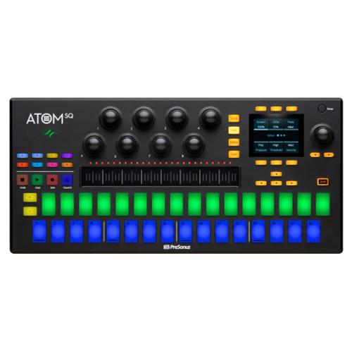 PreSonus ATOM SQ Hybrid MIDI Keyboard Controller