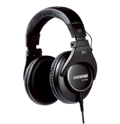 Shure SRH840 Professional Monitoring Headphones