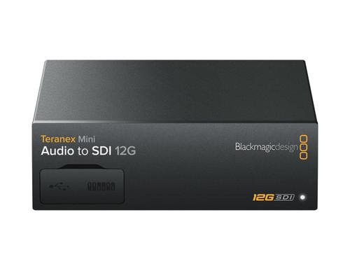 Blackmagic Design Teranex Mini Audio to SDI 12G Converter