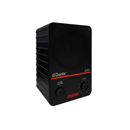 "Fostex 6301ND 4"" 20W Monitor Speaker, AES / EBU Input"
