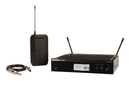 Shure BLX14R Wireless Guitar System