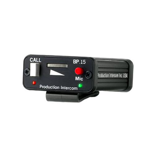 Pro Intercom BP15 Miniature Intercom Beltpack