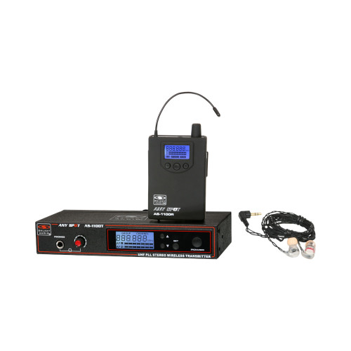 Galaxy Audio AS-1106 Wireless Personal Monitor System