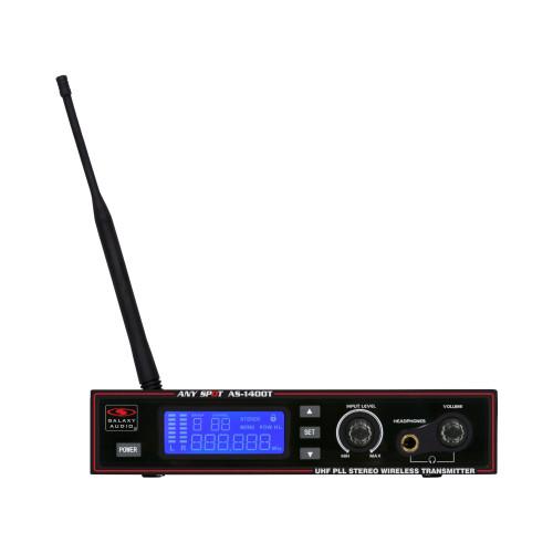 Galaxy Audio AS-1400TM Wireless Monitor Transmitter