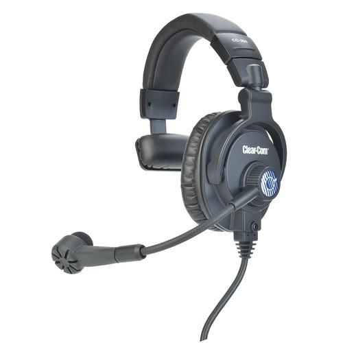 Clear-Com CC-300 Single-Ear Intercom Headset