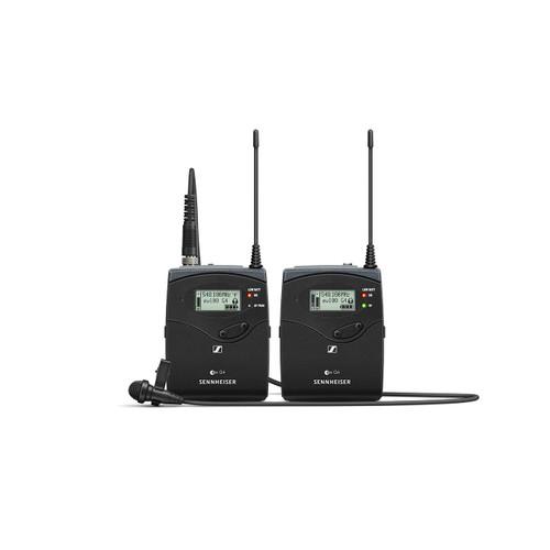 Sennheiser ew 112P G4 Wireless Lavalier System