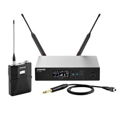 Shure QLXD14 Instrument Wireless System