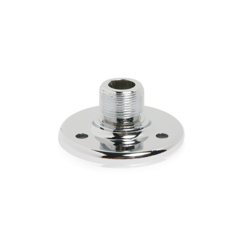 AtlasIED AD-12B Surface Mount Male Mic Flange