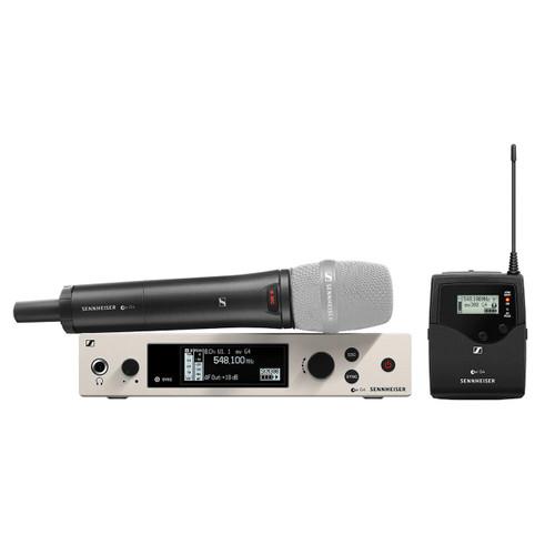 Sennheiser ew 300 G4-Base Combo Wireless Combo System