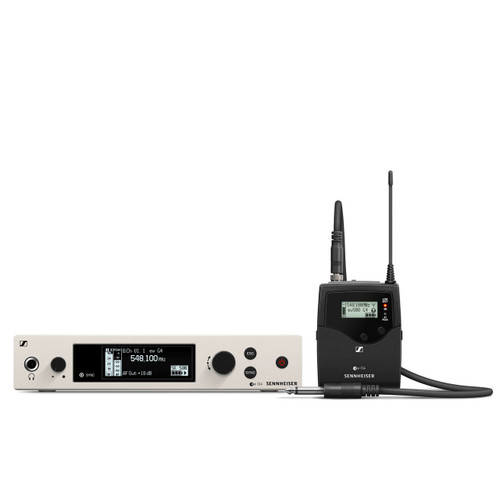 Sennheiser ew 500 G4-CI1 Wireless Instrument System