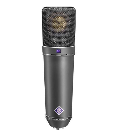 Neumann U 87 Ai Multi-Pattern Condenser Microphone