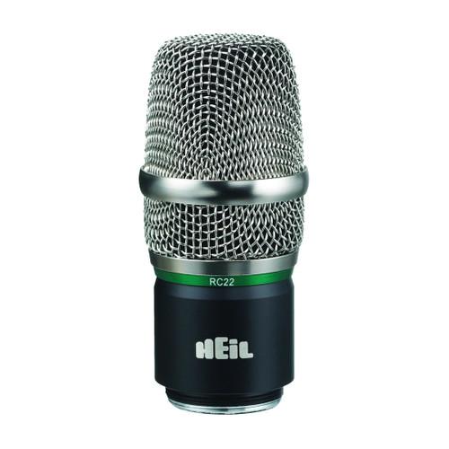 Heil Sound RC 22 Dynamic Cardioid Microphone Capsule