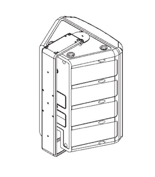 Electro-Voice MB200 Installation Kit