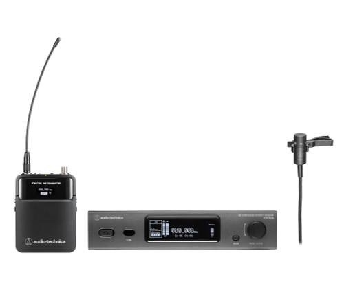 Audio-Technica ATW-3211/831 Wireless Lavalier System