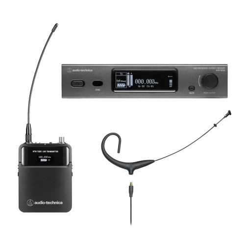 Audio-Technica ATW-3211N894x Network-Enabled Headworn System