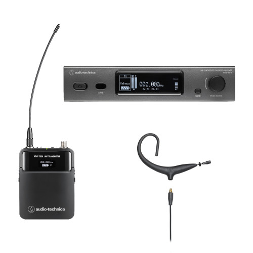 Audio-Technica ATW-3211N893x Network-Enabled Headworn System