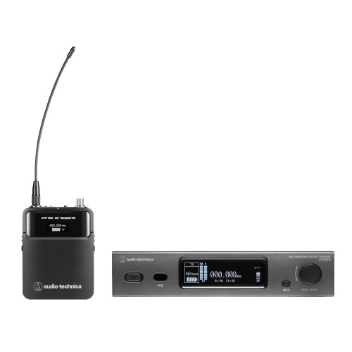 Audio-Technica ATW-3211N Network-Enabled Bodypack System