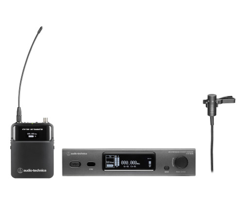 Audio-Technica ATW-3211N831 Network-Enabled Lavalier System