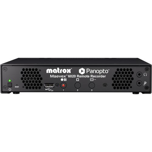 Matrox Maevex 6020 Remote Recorder
