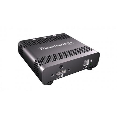 Matrox TripleHead2Go DP Edition Multi-Display Adapter