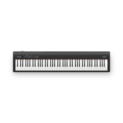 Roland FP-30-BKL 88-Key Digital Piano without Stand, Black