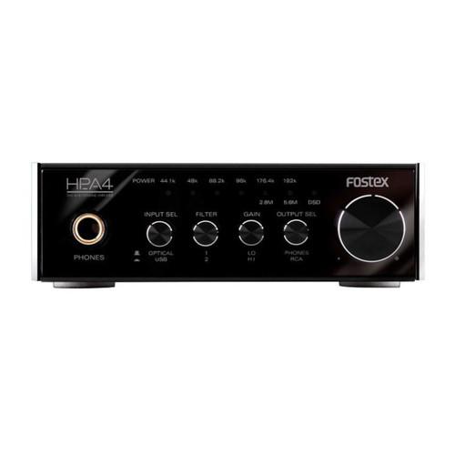Fostex HP-A4 24-Bit DAC Headphone Amplifier