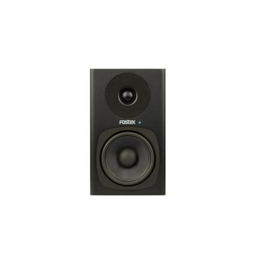 "Fostex PM04C-B 4"" 2-Way Powered Studio Monitor, Black"